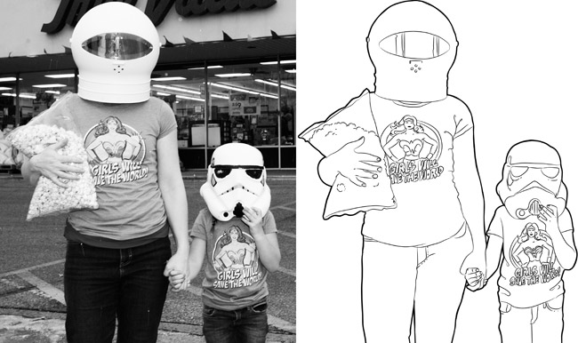 The coolest coloring book ever… « thecoolheads