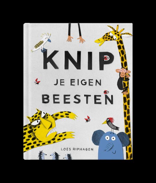 knip-je-eigen-beesten_loes-riphagen_cover